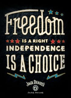 Jack Daniel's Is Back With More Patriotic Posters | Adweek