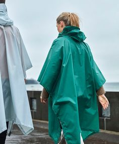 Mono Rain Poncho Hay Design, Rain Poncho, Rain Gear, Wet Weather, Danish Design, News Design, Scandinavian Design, Interior Styling, One Size Fits All