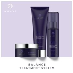 Our #MONAT #BalanceSystem products are designed to work together for Brilliance, Strength and Vitality. It delivers maximum moisture, balance, and shine while boosting natural hydration without weighing #hair down. It helps prevent #hairloss while stimulating growth, leaving your hair soft, clean, and manageable.