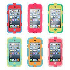 57b7b9c5f46 Griffin iPod Touch 5th/6th Gen Rugged Case Survivor All-Terrain Case + Belt