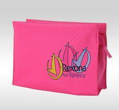 acc8dd3cafb6 Косметичка с логотипом Rexona For Teens - Косметички Kosmeta: пошив  косметичек на заказ и продажа