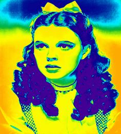 Dorothy in Not-Kansas-Anymore color
