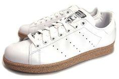 adidas STAN SMITH [WHITE / GUM] (S85434)