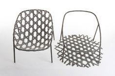 Benjamin Hubert - This also ties into my modern + weaving thinking