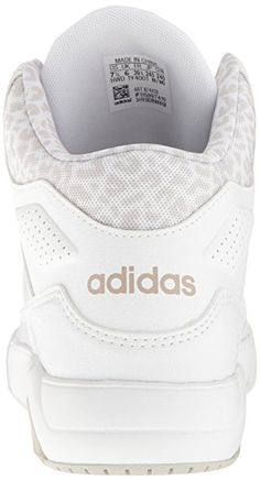huge discount 7e2fc df545 Amazon.com  adidas Womens Shoes  PLAY9TIS Fashion Sneakers,  WhiteWhiteVapour Grey, (8.5 M US)  Road Running