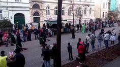 Karneval in Cottbus