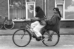 Life in Netherlands - bicycle