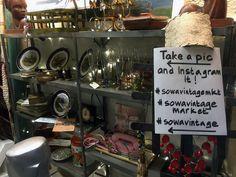 Conheça o SoWa Vintage Market, um mercado de pulgas no bairro mais descolado de Boston. Detalhes no blog :)