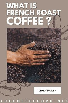 Learn everything you need to know about this delicous dark coffee roast. Learn about the differences between the various coffee roasts and how to make french roast coffee today. #whatisfrenchroast #espressoroast #oilycoffeebeans #typesofcoffeeroasts Coffee Today, Coffee Talk, Types Of Coffee Beans, Roasting Times, Italian Roast, Arabica Coffee Beans, Coffee Varieties, Coffee Health Benefits