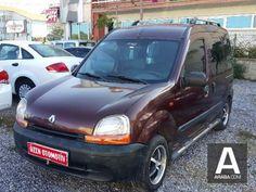 Renault Kangoo 1.4 RN ÖZEN OTO GALERİDEN 2000 MODEL LPG Lİ KLİMALI