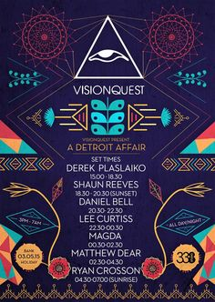 visionquest a detroit affair - Buscar con Google