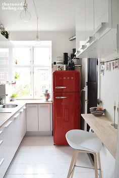 + #kitchen #smeg
