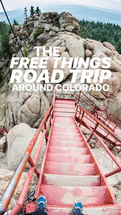 Find free things to do in Colorado along this road trip route.