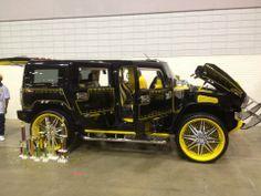 Dub Trucks | ... Donuts With Bernie: Car Show Coverage: 2012 Dub Car Show: Memphis