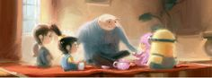 Art of Despicable Me 2