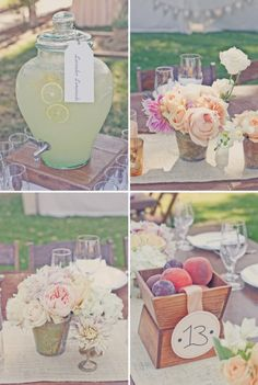 Dreamy Wine Country Wedding with a Pastel Peach and Lavender Palette