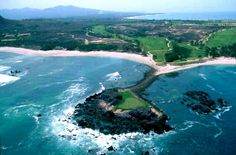 Tail of the Whale - golf hole 3B in Punta Mita, Mexico