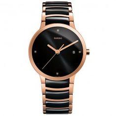 Rado Centrix Jubilé Watch Rose Black