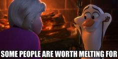 some people are worth melting for oaf frozen hd