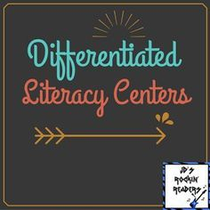 Find out how one teacher makes differentiated literacy centers work for her! You'll get ideas and tips for read to self, read to someone, listen to reading, word work, work on writing, read the room, raz-kids, ipads for spelling work, a poetry center, and even Xtra math. Click through to learn all about it for your Kindergarten, 1st, or 2nd grade classroom!