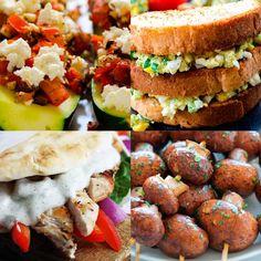 24 Mediterranean Diet Recipes