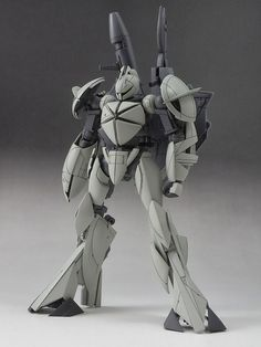 1/144 Gundam Turn X: Cool Remodeling Work by freakshow