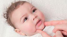 massage poussée dentaire bébé geste 2