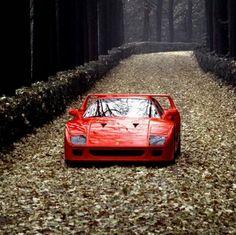 Introduced to celebrate Ferrari's anniversary. The first production Ferrari to exceed The final one of Enzo Ferrari's own masterpiece at the age Ferrari F40, Lamborghini, Maserati, Bugatti, Audi, Porsche, Supercars, Jaguar, Mc Laren