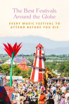 The Best Music Festivals in the World - That Festival Life • Worldwide Festival Blogger Music Festival List, Music Festivals, Rainbow Serpent, Wasteland Weekend, Favourite Festival, Strawberry Fields, Kfc, Art Of Living, Culture Travel