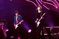 Photos taken by me during The Rolling Stones in Vienna @therollingstones   Mick Jagger Ronnie Wood best day of my life, polish fan