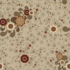 baroque flower patterns - Google Search