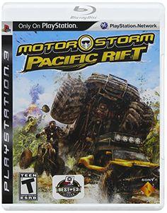 Motorstorm: Pacific Rift / Game