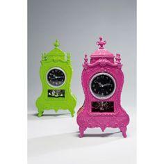 Επιτραπέζιο Ρολόι Versailles Pop Assorted Versailles, Clock, Home Decor, Watch, Decoration Home, Room Decor, Clocks, Home Interior Design, Home Decoration