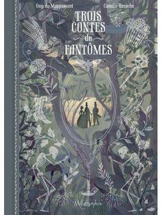 Trois contes de fantômes Horror Comics, Camille, Illustrations, Album, Comic Books, Movie Posters, Art, Amazon Fr, Products