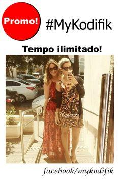 Kodifik e Blog da Flávia, top!