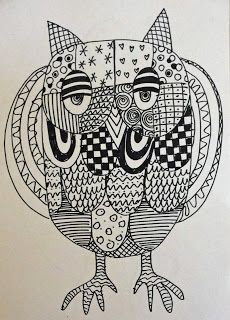Line Drawing Art Lessons: Owls and Cats Deep Space Sparkle – Line Drawing Art Lessons line element animal Deep Drawing, Line Drawing, Drawing Art, Drawing Ideas, Deep Space Sparkle, Arte Elemental, Inspiration Art, Middle School Art, Art Lessons Elementary