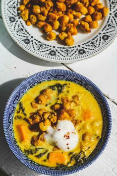 Chickpea Stew with K