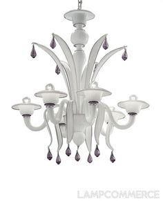 Voltolina Iris hanging lamp Lights & Lamps - LampCommerce