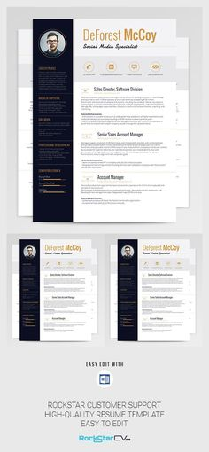 Resume Template Synnove  Template And Counselling