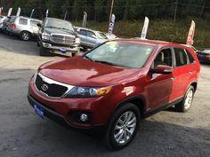 2011 Kia Sorento, 65,779 miles, $22,977.