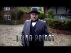 Being Poirot - vid Suchet embarks on a very personal journey as the man behind the moustache explores Agatha Christie's most enduring character.