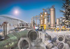 Totaalprogramma voor het verbinden van diverse hydraulische componenten en leidingen.