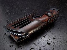 Custom Cleaver  Knife 251