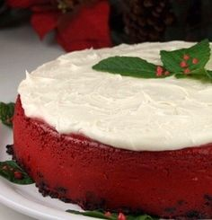 Red Velvet Cheesecake - I sampled a piece, and I have committed every single, creamy, decadent bite to my taste memory. I'll tell you with great confidence that I think this cheesecake is A.M.A.Z.I.N.G