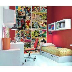 Marvel Comics wallpaper mural