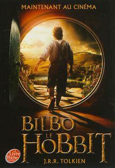 Bilbo le Hobbit - JRR Tolkien - 2012  Bilbo, comme tous les hobbits, est un petit être paisible. L'aventure tombe sur lui comme la foudre quand le magicien Gandalf et treize nains barbus viennent lui parler de trésor, d'expédition périlleuse à la Montagne Solitaire gardée par le grand dragon Smaug, car Bilbo partira avec eux !