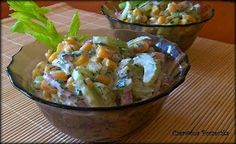 Blog z przepisami kulinarnymi. Potato Salad, Food And Drink, Potatoes, Ethnic Recipes, Blog, Potato