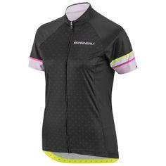 Louis Garneau 2017 Women's Equipe Short Sleeve Cycling Jersey - 7820918 (Ws Geometry - S), Size: Small