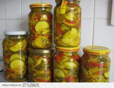 Cukinia w kurkumie cukinia, 3kg cukier, 3 szklanki oc… na Stylowi.pl