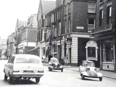 1969 Aigburth Road at Chetwynd Street Liverpool Home, My Childhood Memories, Vietnam War, The Good Old Days, Homeland, Roads, Past, How To Memorize Things, Photos